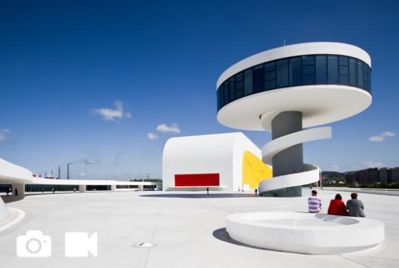 Centro Niemeyer / Aviles