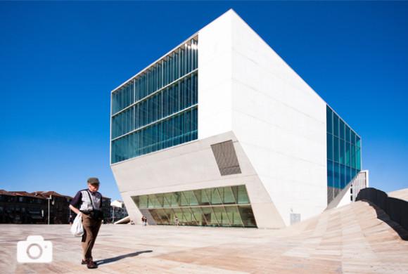 Casa da Musica / Porto